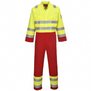 FR90 - BIZFLAME SERVICES COVERALL